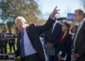Sanders introduces Senate bill to end federal pot prohibition